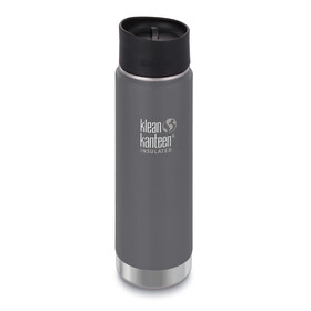 Klean Kanteen Insulated Wide Café Bottle 20oz (592 ml) Granite Peak